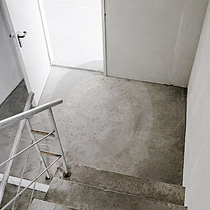 Empty Stairway Royalty Free Stock Photos - Image: 18918178