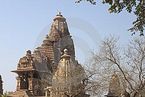 Khajuraho Temple Stock Images - Image: 18918654