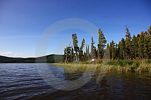 Alpine Lake Stock Photo - Image: 18921670