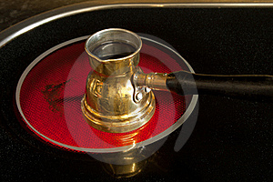 Arab Coffee Pot Royalty Free Stock Photography - Image: 18922827