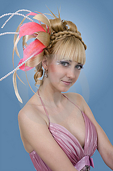 Coiffure 16. Stock Photography - Image: 18924782