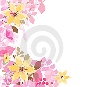 Flowers Decorate Stock Photo - Image: 18925110