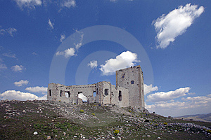 Abandonned Castle Stock Photo - Image: 18928410