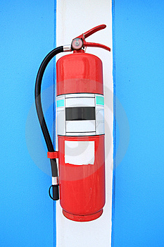 Fire Extinguisher Tank Royalty Free Stock Images - Image: 18929589
