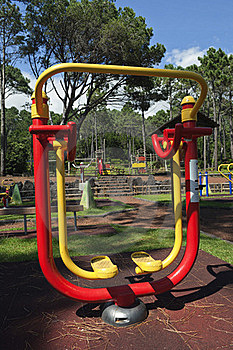 Fitness Machine Stock Photos - Image: 18930933