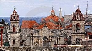 Spanish Roofs Royalty Free Stock Image - Image: 18934826