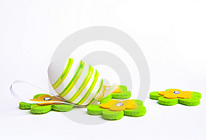 Painted Colorful Easter Egg Stock Photo - Image: 18937380
