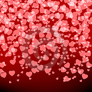 Holiday And Valentine's Day Template Card. EPS 8 Royalty Free Stock Photos - Image: 18940358
