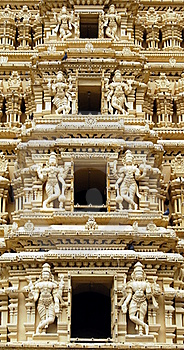 Temple Architecture Royalty Free Stock Image - Image: 18940686
