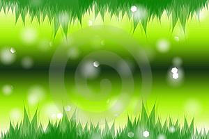 Green Spring Royalty Free Stock Image - Image: 18947756