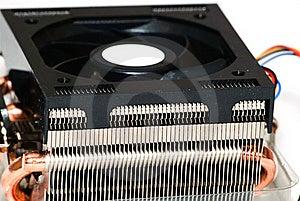 CPU Cooler Royalty Free Stock Photos - Image: 18954078