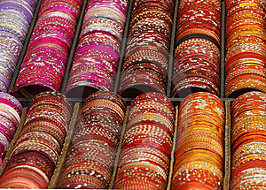 Colorful Bracelets Stock Images - Image: 18958154