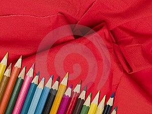 Colour Pencils Royalty Free Stock Photo - Image: 18960475