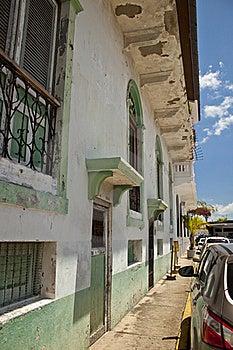 Panama City Street Royalty Free Stock Photo - Image: 18961125