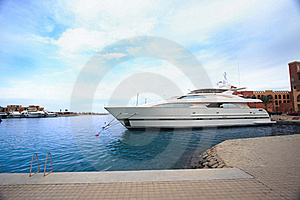 Luxury Yachts At El Gouna Royalty Free Stock Photo - Image: 18962195