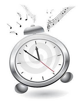 Alarm Clock Royalty Free Stock Photography - Image: 18962717