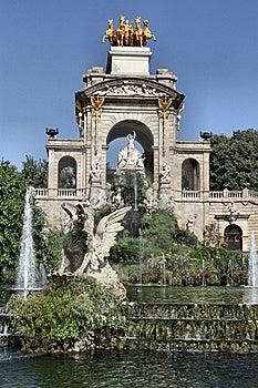 Barcelona - Parc De La Ciutadella Stock Photos - Image: 18962793