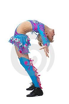 Young Girl Gymnast Stock Photos - Image: 18963043