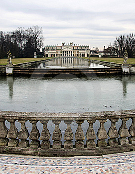 Villa Pisani Stra Stock Photography - Image: 18963062