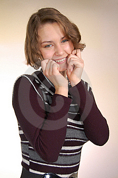 Brindled Pullover Stock Photography - Image: 18967322