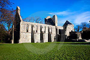 Gray Abbey Ruins Royalty Free Stock Photo - Image: 18969075