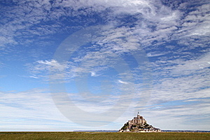 Mont St. Michel Stock Images - Image: 18970284