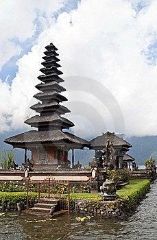 Ulun Danu Temple Stock Photography - Image: 18970392