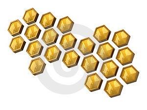 Honeycomb Royalty Free Stock Image - Image: 18971546
