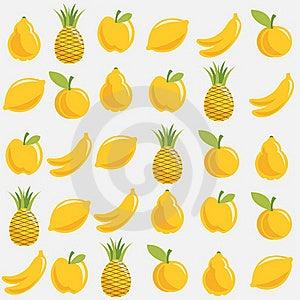 Fruit Pattern Stock Image - Image: 18972751
