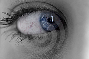 Close-up Of Woman Eye Royalty Free Stock Photography - Image: 18977297