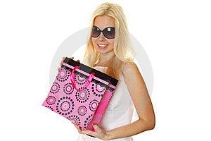 Beautiful Young Women Shopping Stock Images - Image: 18978404