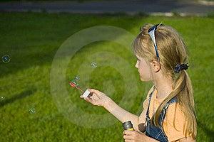 Soap Bubbles Stock Photos - Image: 18979263