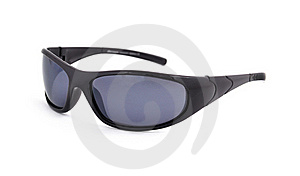 Black Sunglasses Royalty Free Stock Image - Image: 18979276