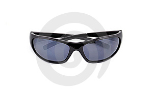 Black Sunglasses Royalty Free Stock Images - Image: 18979289