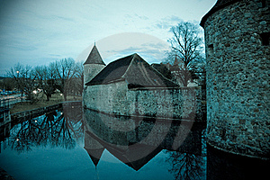 Old Castle Stock Image - Image: 18984431