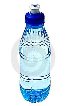 Half Liter Bottle Of Water Royalty Free Stock Photos - Image: 18989348