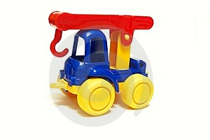 Toy Truck Stock Photography - Image: 18999522