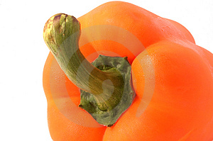 Orange Bell Pepper Free Stock Photos