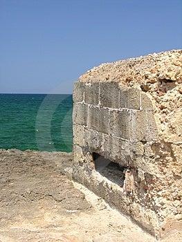 Bunker Stock Image