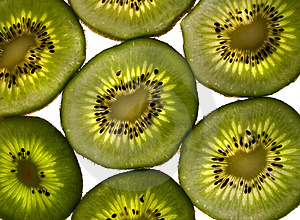 Kiwi Light Royalty Free Stock Images
