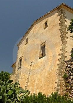 Mediterranean Architecture III Stock Image
