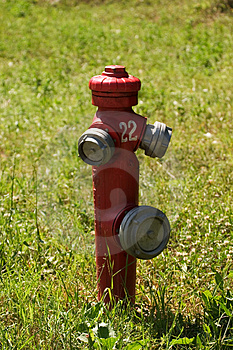 Fire Hydrant Free Stock Image