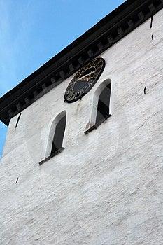 Marstrand Church Tower Free Stock Photo