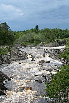 Rushing River Stock Photos