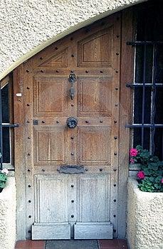 Дверь, франция 24 Стоковые Изображения