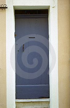 Door, France 25 Free Stock Photo