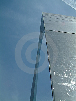 St. Louis Arch Abstract Free Stock Images
