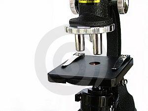 Microscope Free Stock Image