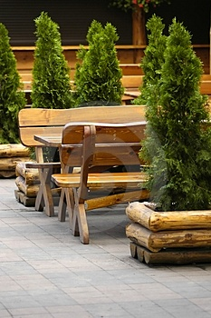 Benches Stock Images