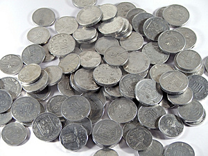 Pile Of Money Free Stock Images